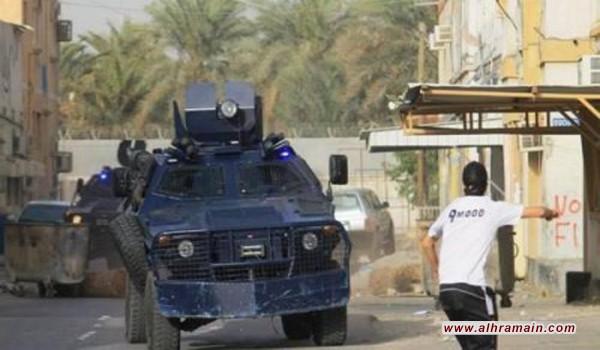 السلطات السعودية تعيد اعمار بلدة العوامية الشيعية بعد مواجهات دامية استمرت لاشهر قبل ان تفرض قوات الامن سيطرتها على المدينة