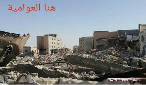 الأمم المتحدة: إجراءات الرياض بالعوامية يجب أن تتوافق مع القانون الدولي