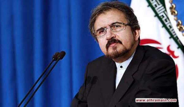 طهران: ردنا على المشاكسة السعودية هو الحوار لسعينا للحوار وتفادي التوتر مع الرياض