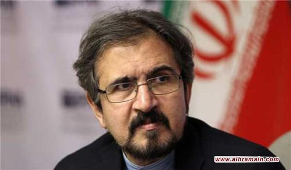 إيران تضع شروطا لاستئناف العلاقات مع السعودية..