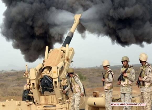 """الحوثيون يعلنون إطلاق صاروخ باليستي من طراز """"بدر 1"""" على مصفاة أرامكو بجازان جنوب السعودية"""