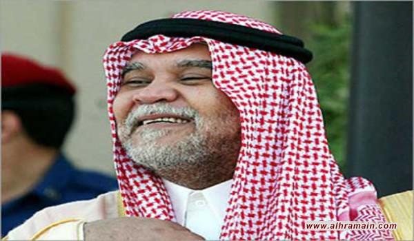 عبد اللهيان يتهم بندر بن سلطان بتدبير تفجير السفارة الإيرانية في بيروت عام 2013