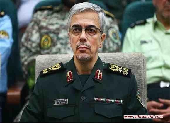 إيران تحذر بعض دول الخليج التي تدعو أمريكا للتآمر في المنطقة لأن أمريكا ذاتها وبعد أعوام من إثارة العنف والفوضى لم يكن أمامها سوى الخروج من سورية