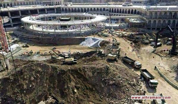 مصر تبحث التحرك دوليا لإثبات ملكيتها في الحرم المكي