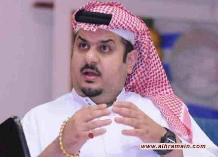 """أمير سعودي يسخر من حجم صفقات قطر مع واشنطن بوصفها """"أكبر من ناتجها المحلي"""""""