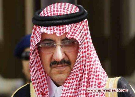 """السعودية تلاحق """"الرجل الثاني"""" في وزارة الداخلية خلال عهد محمد بن نايف في إطار الحملة التي شنتها مؤخراً لمكافحة الفساد"""