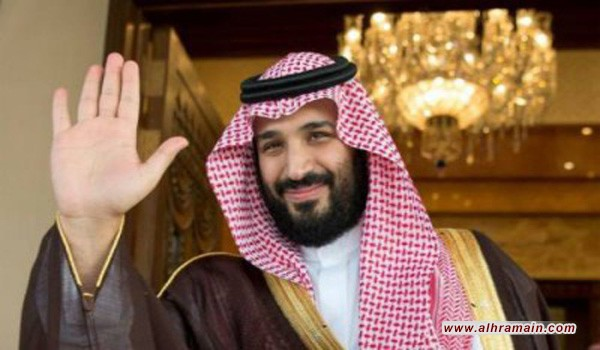 مسؤول اسرائيلي يكشف زيارة الامير محمد بن سلمان الى تل ابيب سرا..