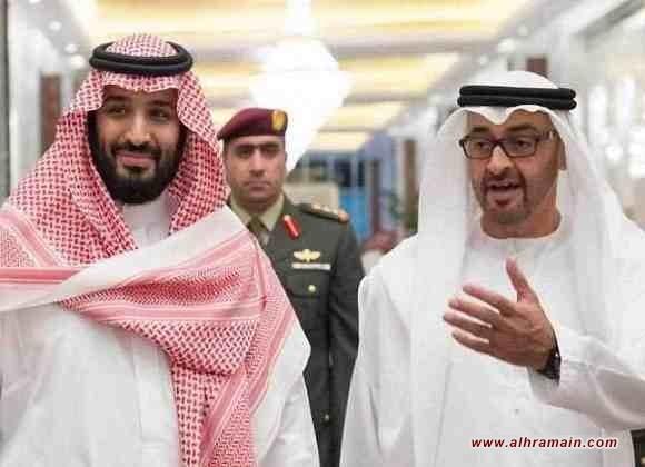 """هل بَدأ """"يَنفَرِط"""" عَقْد التَّحالُف السعوديّ- الإماراتيّ بعد مقتل خاشقجي؟"""