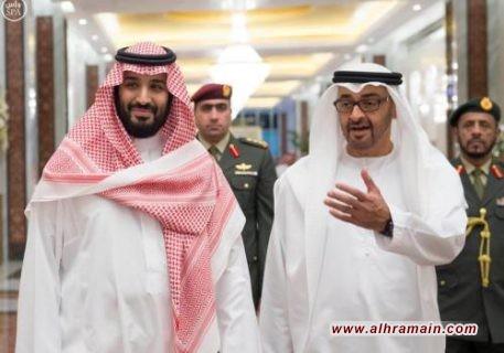 نيويورك تايمز: أقوى حاكم عربي ليس محمد بن سلمان بل محمد بن زايد