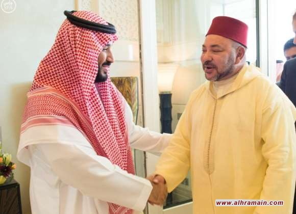المغرب يرفض استقبال ولي العهد السعودي ضمن جولته العربيّة الدوليّة.. ويطلب تأجيل اجتماع اللجنة العليا المشتركة المغربية السعودية التي كانت ستعقد خلال أيام بسبب الظروف غير المُناسبة