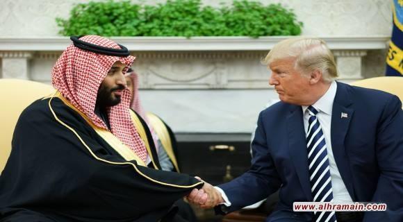 ترامب يَفْضَحُ المَستور: لا نتَواجَد في الشَّرق الأوسَط بسَبب النِّفط وإنّما حِمايَة إسرائيل ولَولا السعوديّة لواجَهت تَهديدًا وُجودِيًّا..