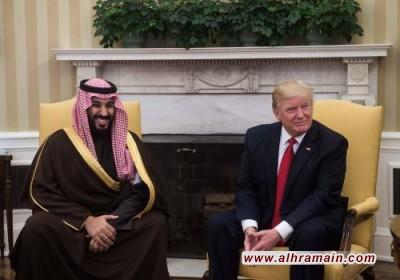 هل اقترب الأمير محمد بن سلمان من عرش السعودية بعد اختيار ترامب له كأول مسؤول خليجي يلتقيه؟