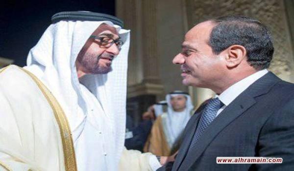 """ما هي فرص نجاح الوساطة """"الإماراتية"""" لتطويق الخلاف المصري السعودي التي يقوم بها محمد بن زايد؟"""