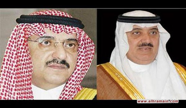 مصدر أمني سعودي: محمد بن نايف و متعب بن عبدالله اتحدا ضد ابن سلمان وانتظروا المفاجأات