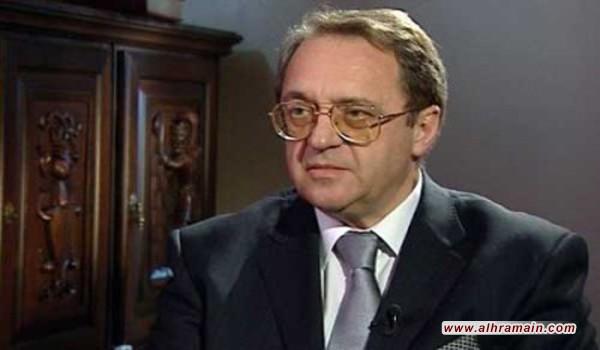 بعد زيارة سلمان الى موسكو بايام.. روسيا مستعدة للوساطة في المفاوضات بين السعودية وإيران