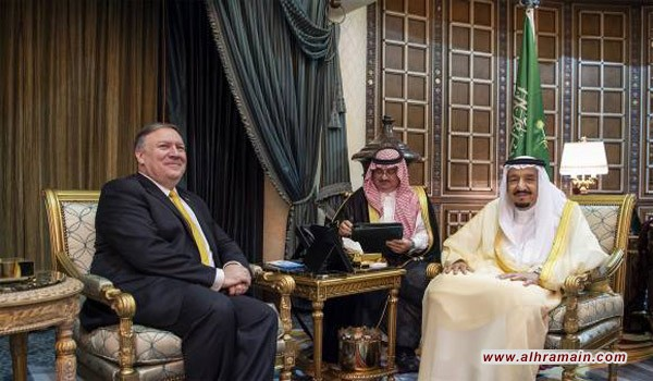 """السعودية تطالب بـ""""تحسين"""" الاتفاق النووي وفرض عقوبات جديدة على ايران.."""