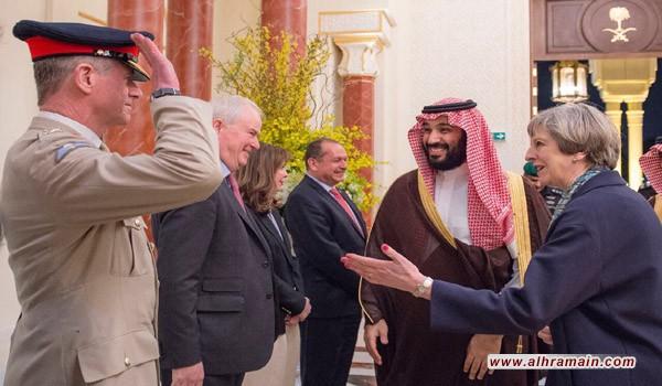 تيريزا ماي في السعودية بحثا عن استثمارات ما بعد مغادرة الاتحاد الاوروبي