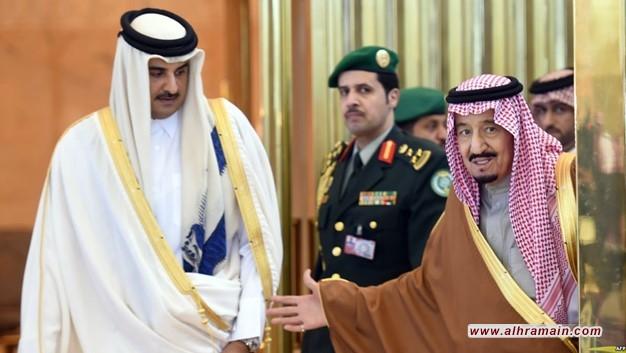 السعودية تدعو قطر لحضور قمة مجلس التعاون الخليجي