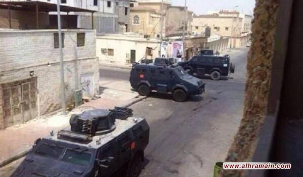 """""""ائتلاف 14 فبراير"""": جرائم آل سعود في العوامية تتطابق وجرائم الصهاينة ضدّ الفلسطينيين"""