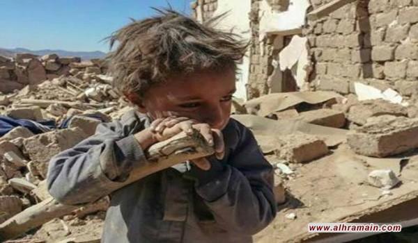 """""""عاصفة الحزم"""" تجعل اليمن يعيش أسوأ أزمة إنسانية في العالم منذ الحرب العالمية الثانية.. والجامعة العربية تدعو لإنقاذ الصومال وتتجاهل اليمن"""