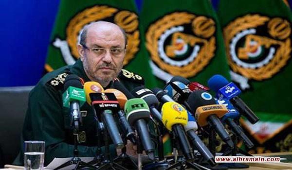 وزير الدفاع الإيراني ردا على تصريحات الامير بن سلمان: إذا ارتكبت السعودية حماقة لن يبقى فيها مكان آمن غير مكة والمدينة