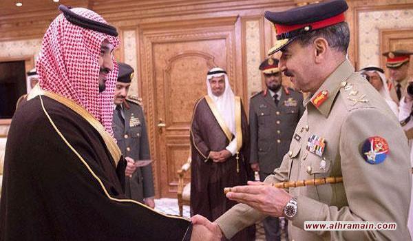 عواقب وتداعيات تعيين الباكستاني رحيل شريف قائدا لقوات التحالف السعودية