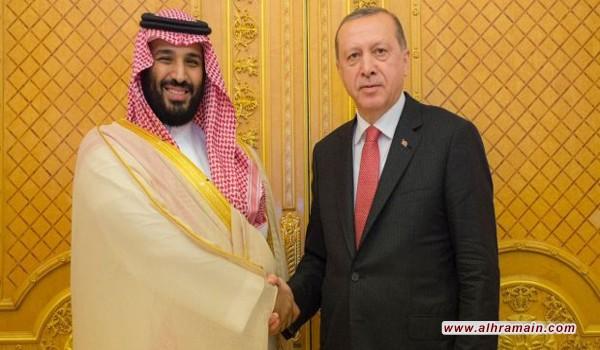 أردوغان وسيطاً في جدة: عرض تركي لحل يحفظ ماء وجه المملكة