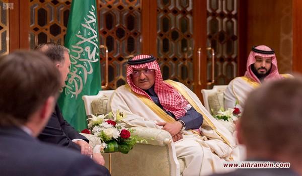 """انقسام في بيت آل سعود.. ديفيد هيرست: سعود القحطاني وراء تسريب """"قصة"""" إدمان """"بن نايف"""" للمخدرات"""