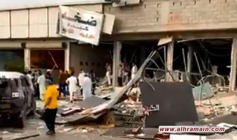الرياض: وفاة شخص وإصابة 6 جراء انفجار ناتج عن تسرب غاز في مطعم