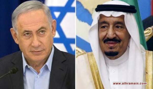 السباق الى البحر الابيض المتوسط بين ايران واسرائيل والمتاح بيد السعودية
