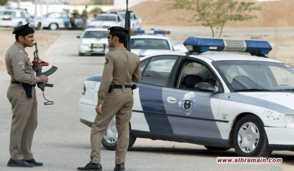 """رعب """"آل سعود"""" من """"#حراك_15_سبتمبر"""": سيارات الشرطة تنتشر بشكل مكثف لإرهاب الناشطين"""