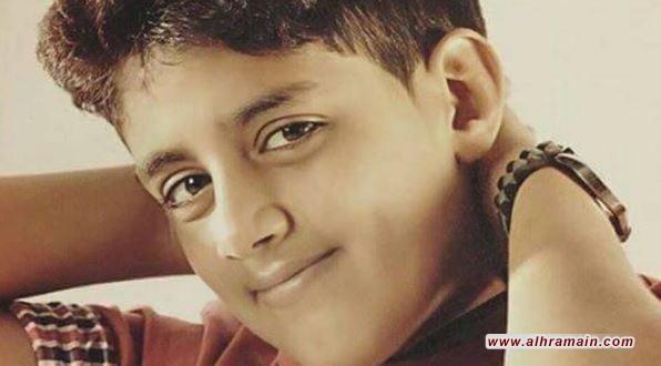 أصغر معتقل يمثل أمام محكمة في الرياض يوم 4 نوفمبر