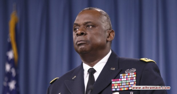 """وزير الدفاعِ الأمريكي يجدد الحديث عن """"التزام"""" الولايات المتحدة بـ """"الدفاع عن السعودية"""""""