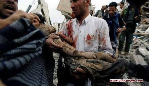 السعودية تغطي العيون على دماء اليمنيين بالدعاية والمال