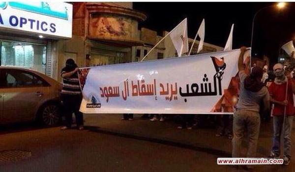 """هل يفعلها الشعب السعودي الجمعة القادمة؟.. شعار """"يسقط آل سلول"""" يغزو شوارع المملكة"""