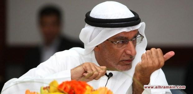 مستشار محمد بن زايد يهاجم السعودية: مترهلة متشددة