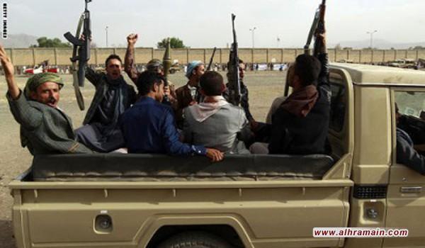 """بيان للحوثيين يتحدث عن صواريخ تدك نجران وجازان وتكبد""""العدو السعودي"""" خسائر فادحة"""