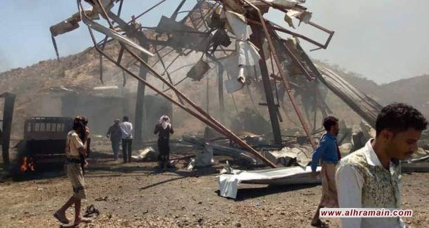 مجزرة رابعة للسعودية خلال مايو: شهداء وجرحى بغارة على تعز اليمنية