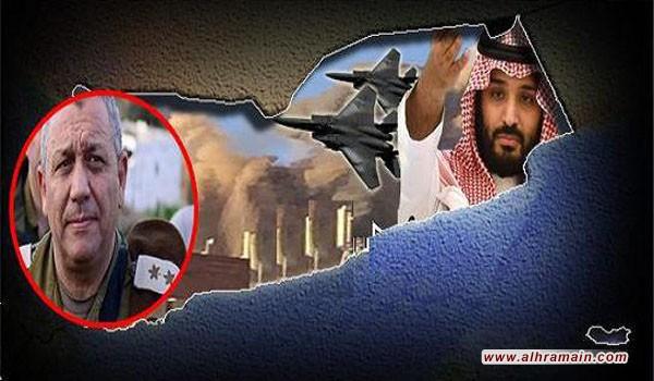 هل يقود ضباط صهاينة العدوان الهمجي على اليمن من غرفة عمليات آل سعود؟