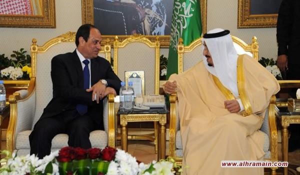مصر والسعودية: حرب اليمن نقطة فاصلة