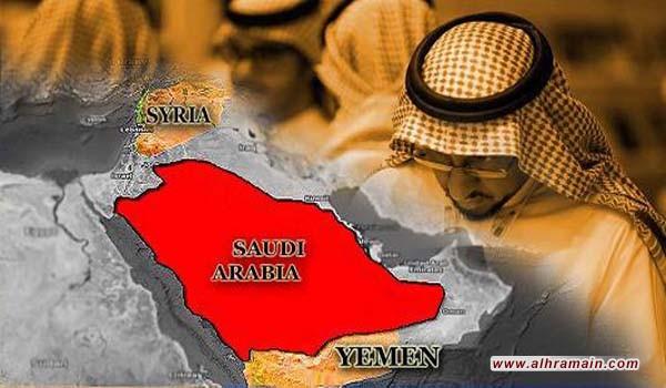 المستعمرات الامريكية والكيان الصهيوني ايدوا العدوان على سوريا