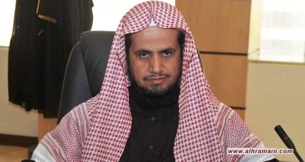سعود المعجب يقر بتفشي الفساد في المملكة