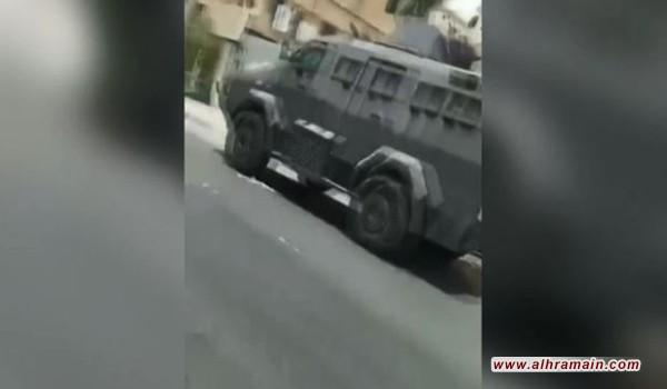 حملة دهم كبيرة للقوات السعودية في بلدات القطيف