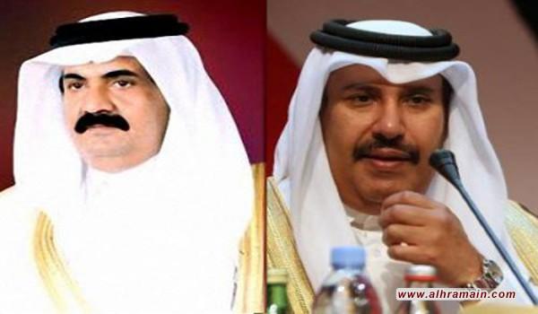 """لماذا جاء هذا الظهور السياسي والاعلامي المفاجيء لشيخ الدبلوماسية القطرية الأبرز على قناة أمريكية وليس """"الجزيرة""""؟"""