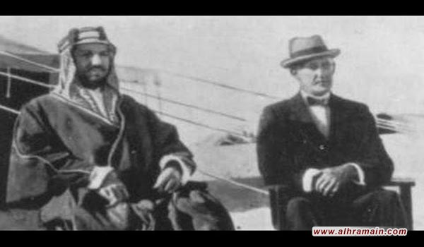 آل سعود الوهابية 7..بريطانيا و صناعة الاخوان و الجواسيس و الملوك العبيد
