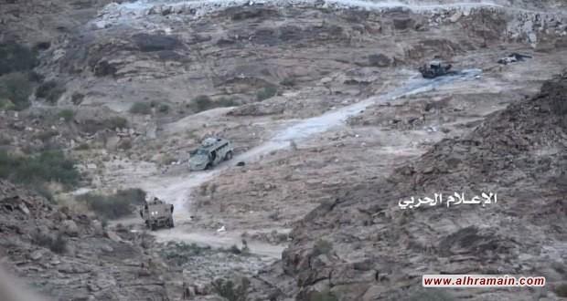 عسير: قتلى وجرحى من الجيش السعودي بهجوم وقصف من الجيش اليمني