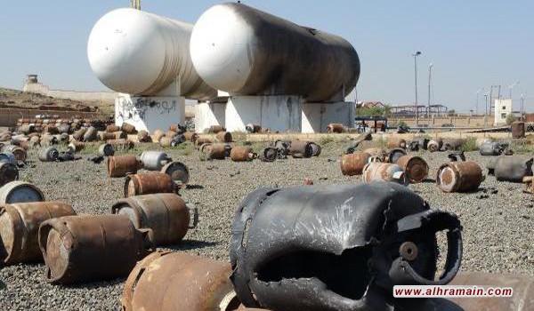 الغارات السعودية تستهدف محطات وقود بصعدة لخلق أزمة جديدة