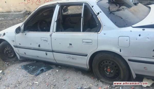 """العوامية: إصابة مواطن برصاص قناصة """"الطوارىء"""" وأنباء عن استشهاد آخر"""