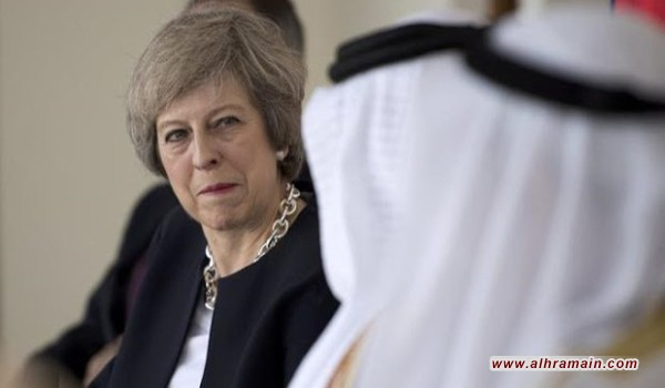 ماي تجري محادثات مع الجبير تناولت ملفات أزمة قطر وحرب اليمن