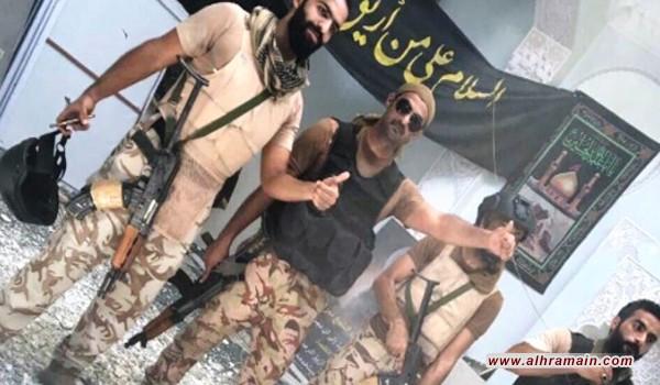 """طائفية الاجتياح تنكشف للعلن مع دخول القوات السعودية """"المسوَّرة"""""""